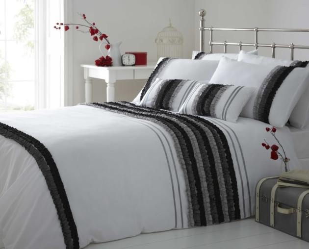 stylish-striped-ruffle-black-grey-colour-modern-duvet-cover-luxury-bedding-4348-p